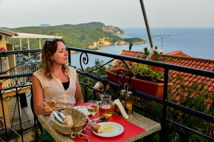 Lakones, Corfu - The Perfectly Imperfect Side to Travel