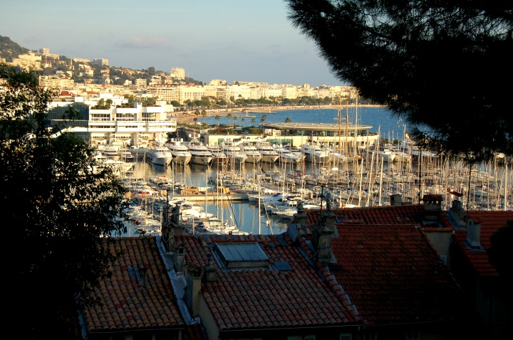 Cannes, Cote d'Azur, South of France - In Pictures