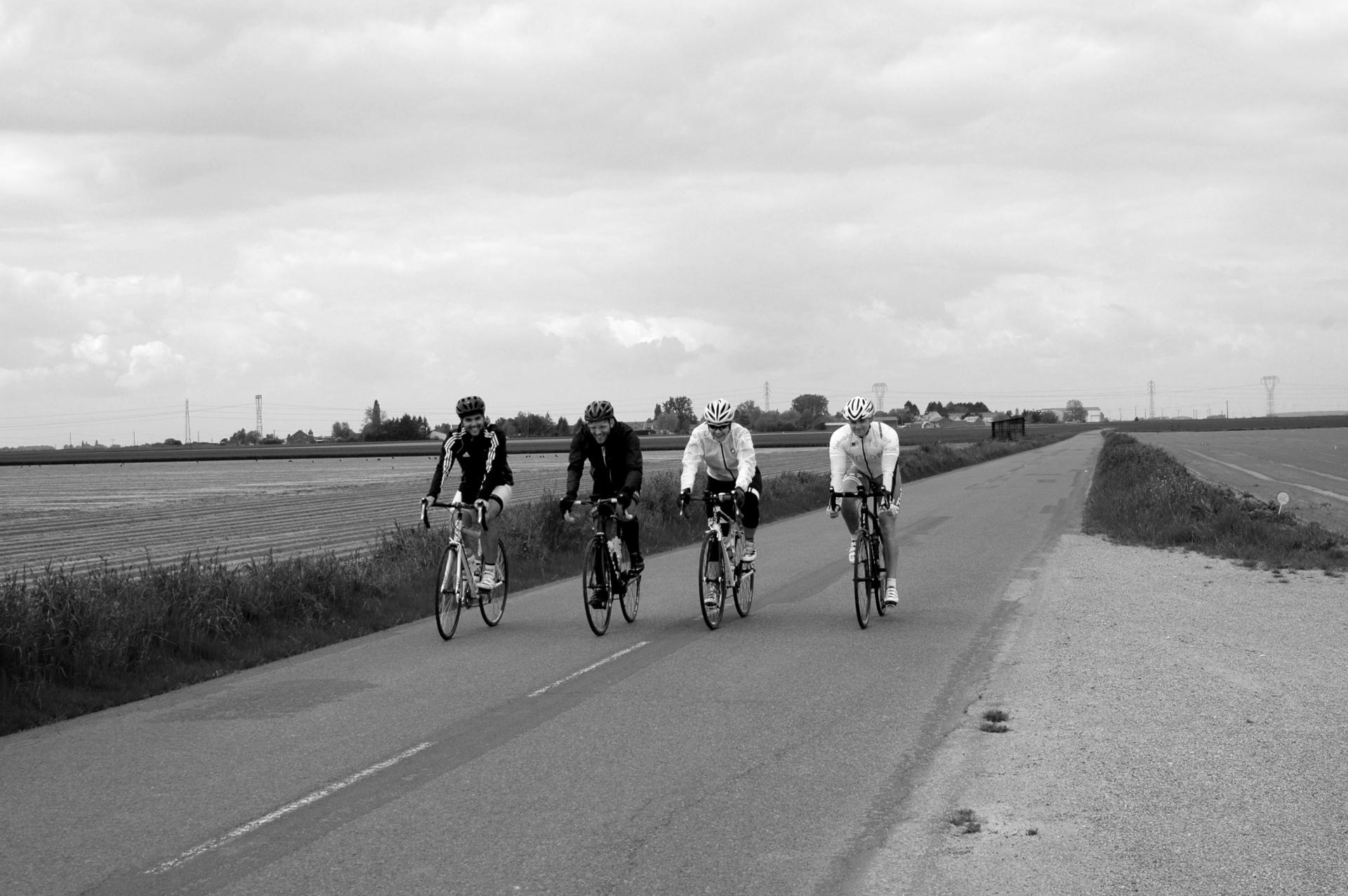 London to Paris Cycling Trip 2016