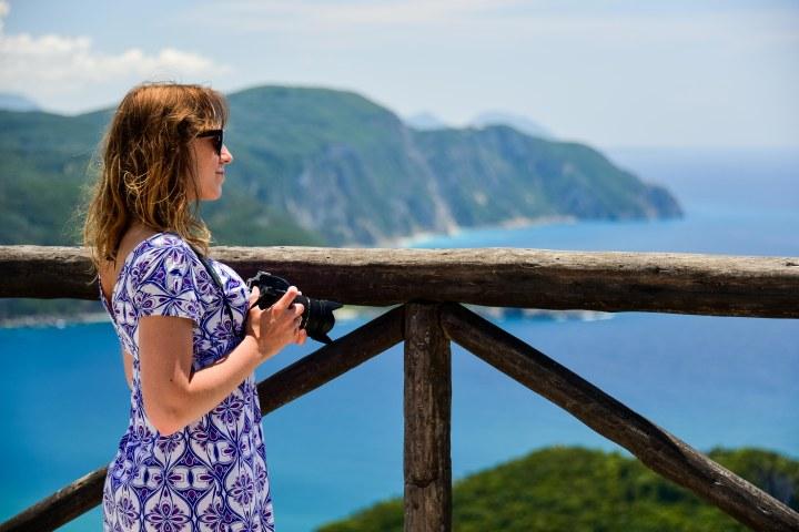 Lakones, Paleokastritsa, Corfu - The Perfectly Imperfect Side to Travel