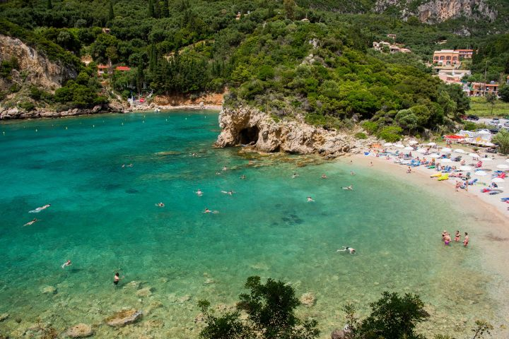 5 Beaches You Have to Visit in Corfu, Greece