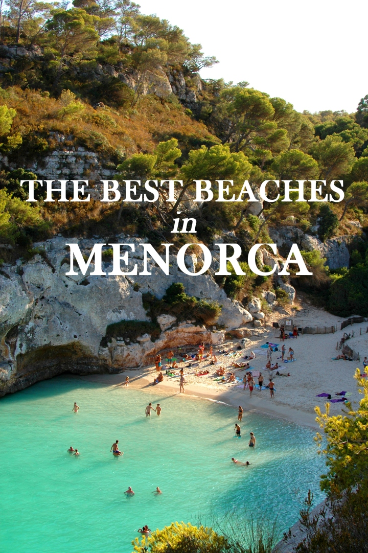 Beach Hopping in Menorca, Spain