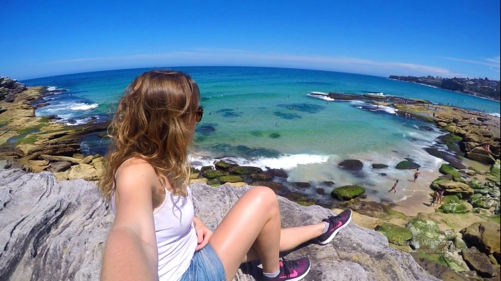 How to Hire a Campervan in Australia for $1 a Day - Bondi to Coogee Coast Walk, Sydney