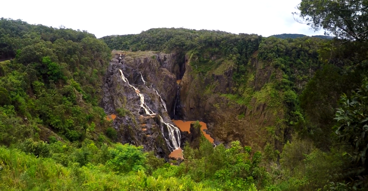Barron Falls - 6 Incredible Things to do in Cairns, Queensland, Australia