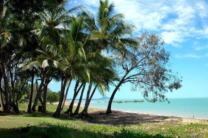 Tropical Beach, Queensland, Australia