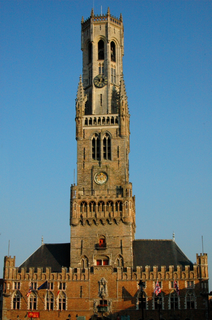 The Belfry - A Travel Guide to Bruges, Belgium