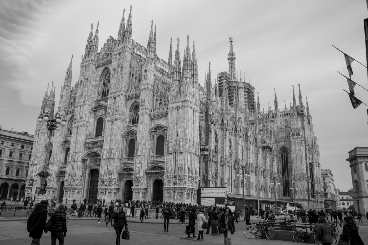 Duomo di Milano - Travel Notes on Milan, Italy